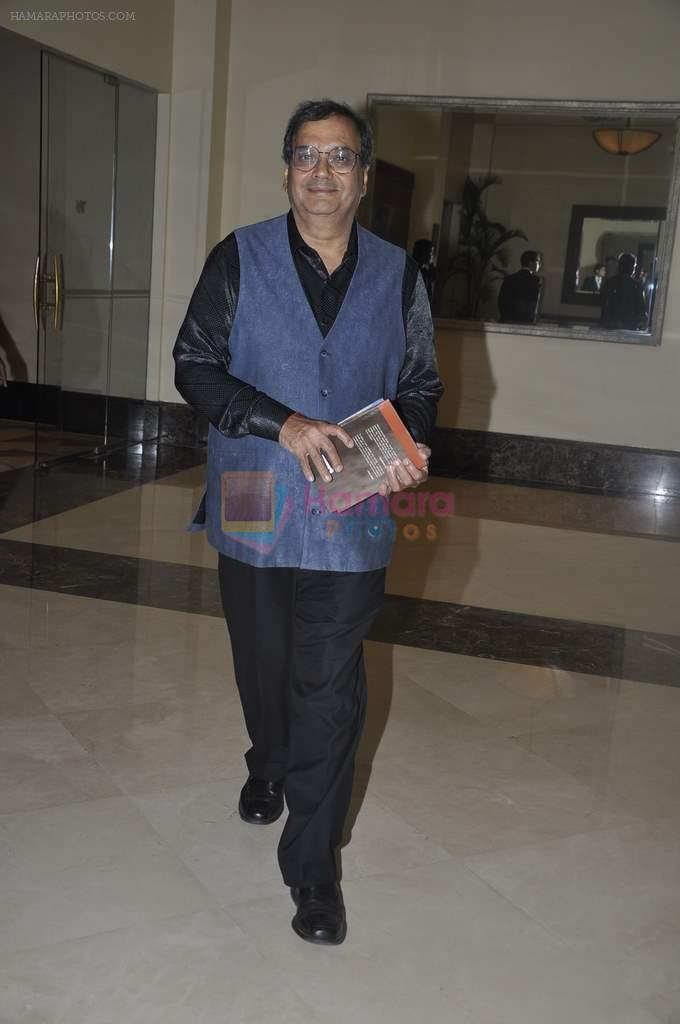 Subhash Ghai at anti aeging clinic launch by Sunita Banerjee in J W MArriott, Mumbai on 17th March 2012