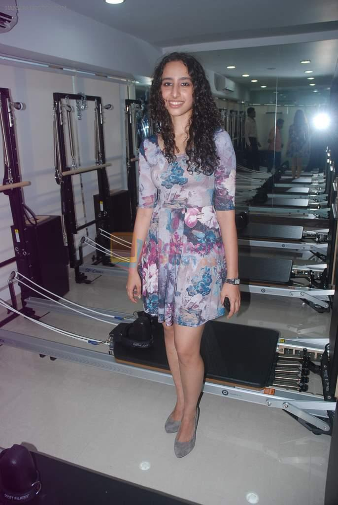 Hasleen Kaur at The Pilates and Altitude Training Studio Launch  in Juhu, Mumbai on 20th March 2012