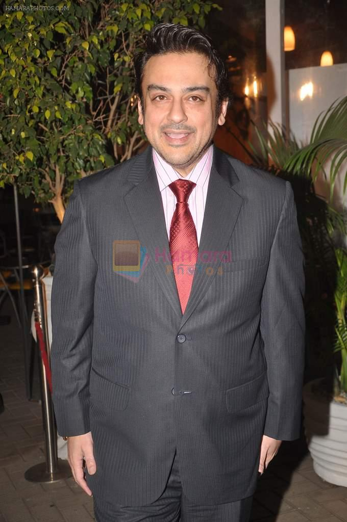 Adnan Sami at Asif Bhamla's I love India event in Mumbai on 21st March 2012