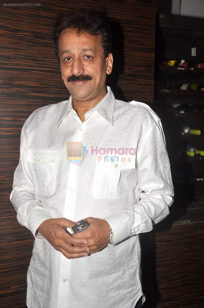 Baba Siddique at Asif Bhamla's I love India event in Mumbai on 21st March 2012