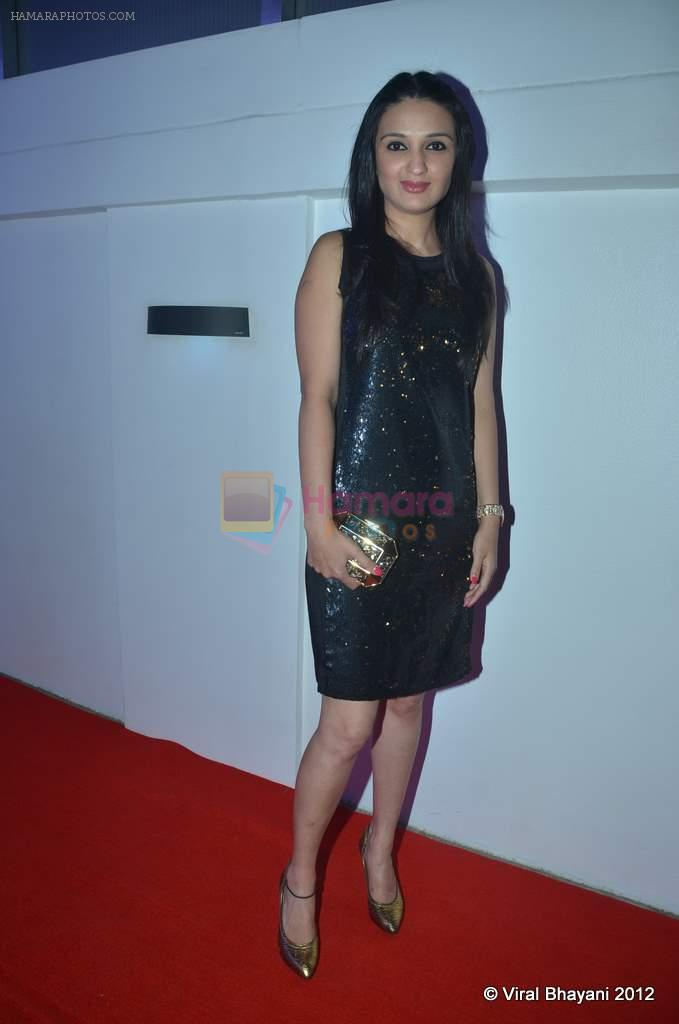 Anu Dewan at DVF-Vogue dinner in Mumbai on 22nd March 2012