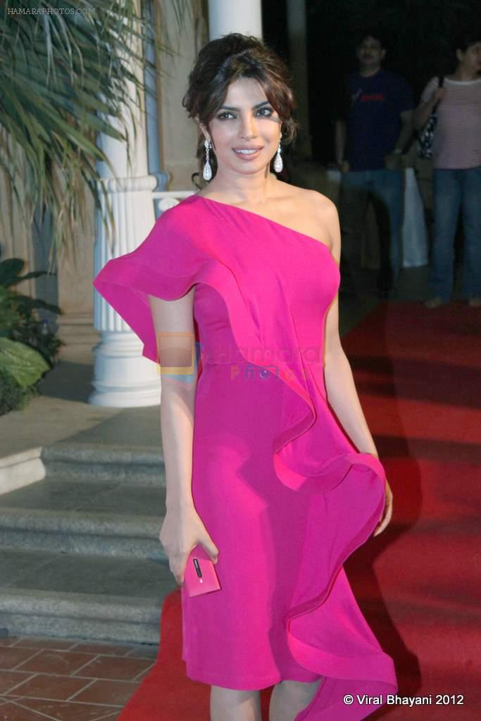 Priyanka Chopra at Loreal Femina Women Awards in Mumbai on 22nd March 2012