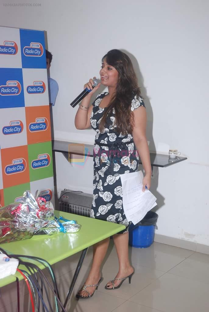 at Jannat music launch in Radiocity, Mumbai on 22nd March 2012