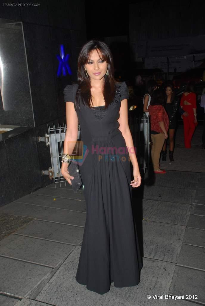 Mrinalini Sharma at DVF-Vogue dinner in Mumbai on 22nd March 2012