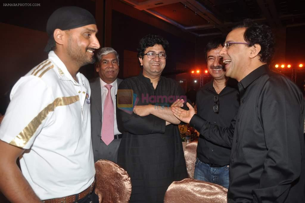 Harbhajan Singh at CNN IBN Heroes Awards in Grand Hyatt, Mumbai on 24th March 2012