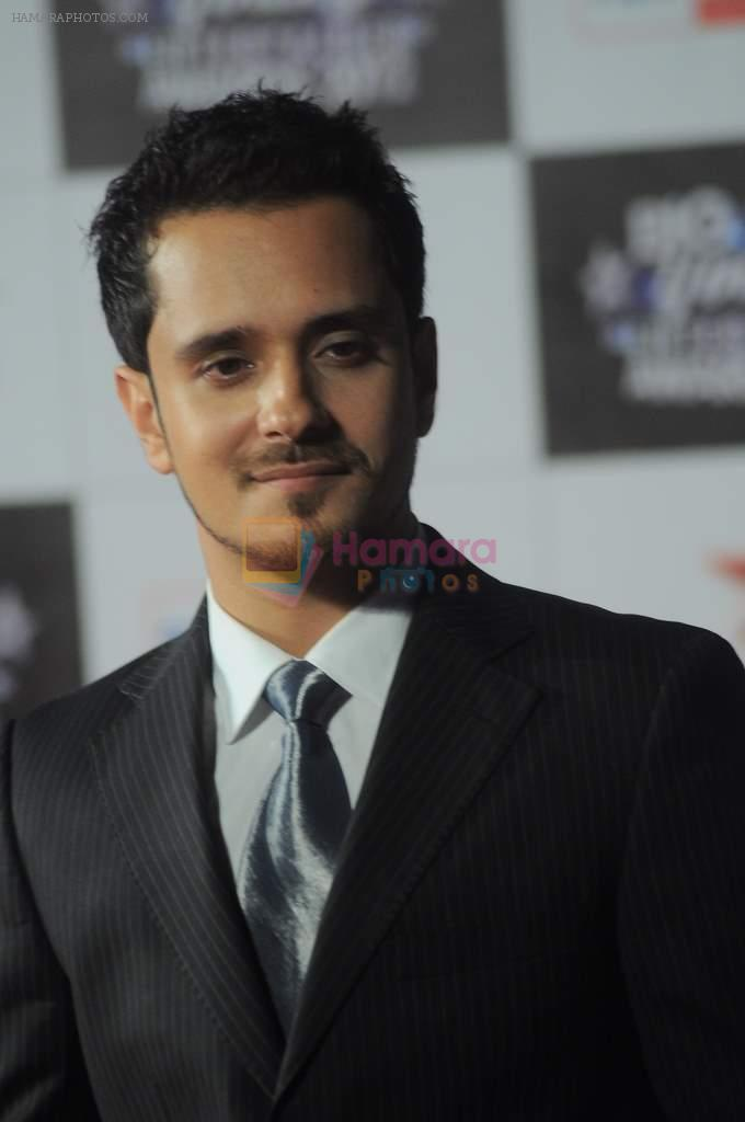 Raghav Sachar at Big Star Young Entertainer Awards in Mumbai on 25th March 2012