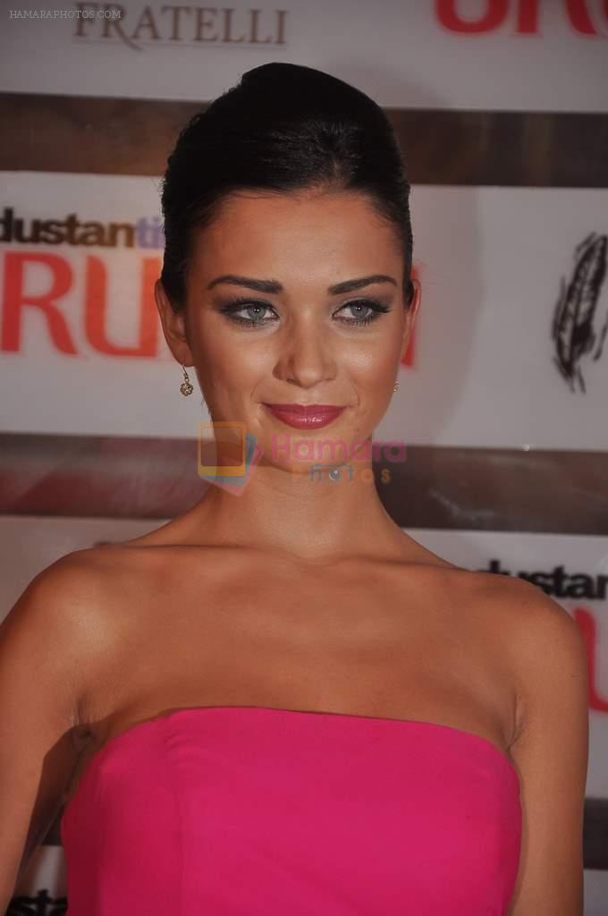Amy Jackson at Shootout At Wadala promotions in HT Brunch on 26th March 2012