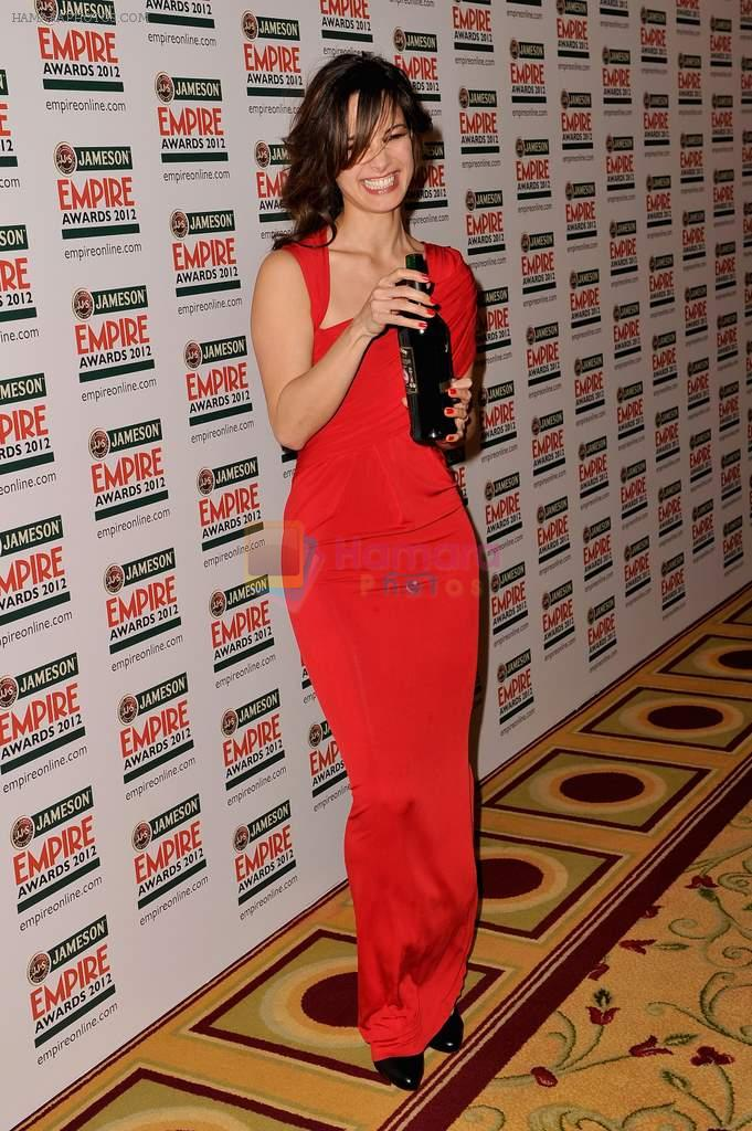 at Jameson Empire Awards 2012 on 25th March 2012