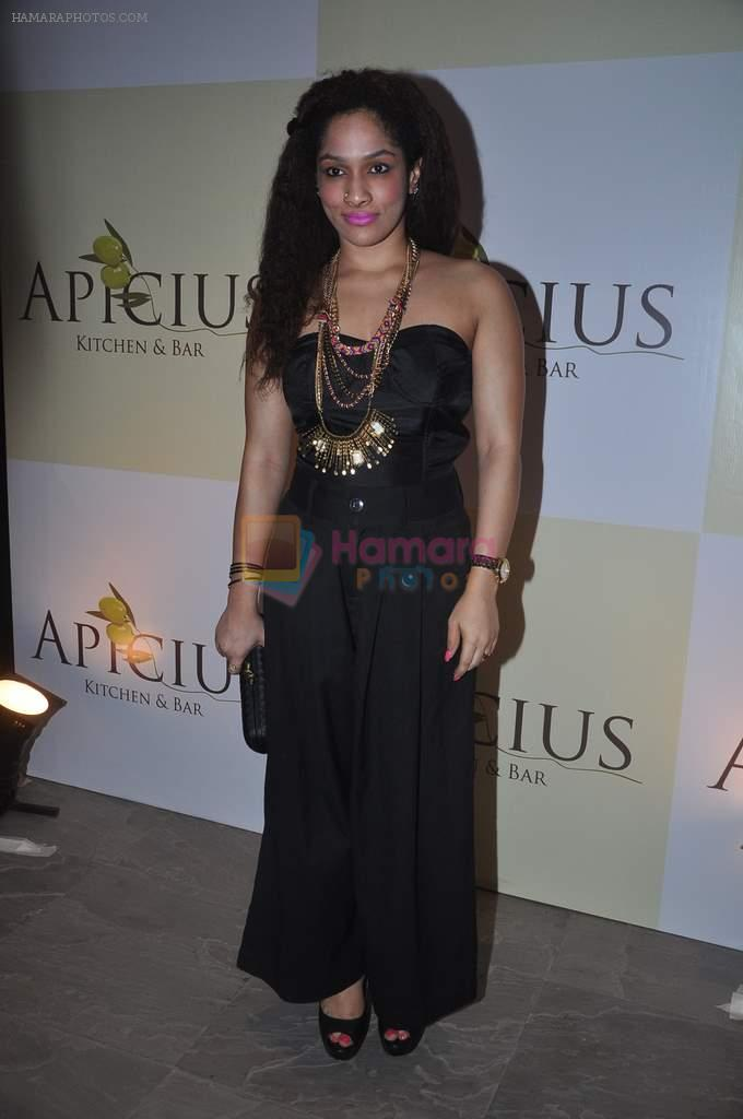 Masaba at Apicus lounge launch in Mumbai on 29th March 2012