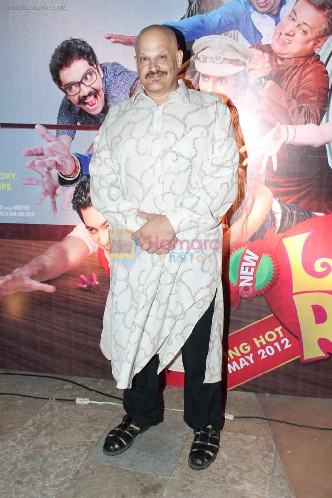 J Brandon Hill at Love Recipe music launch in Mumbai on 9th May 2012 JPG