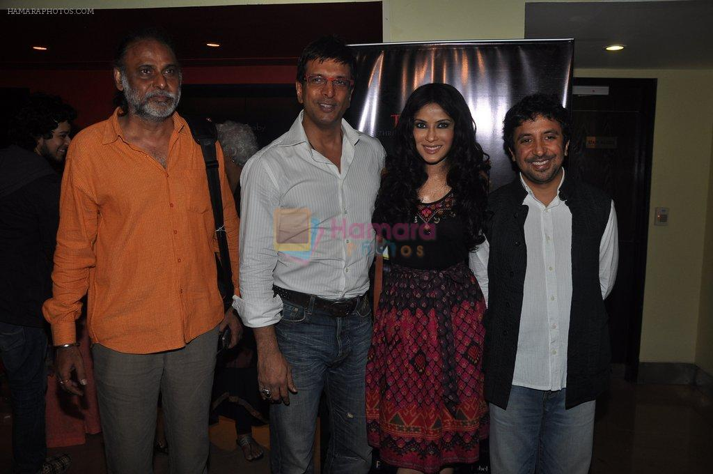 Nandana Sen, Javed Jaffery at the Premiere of The Forest in PVR, JUhu, Mumbai on 10th May 2012