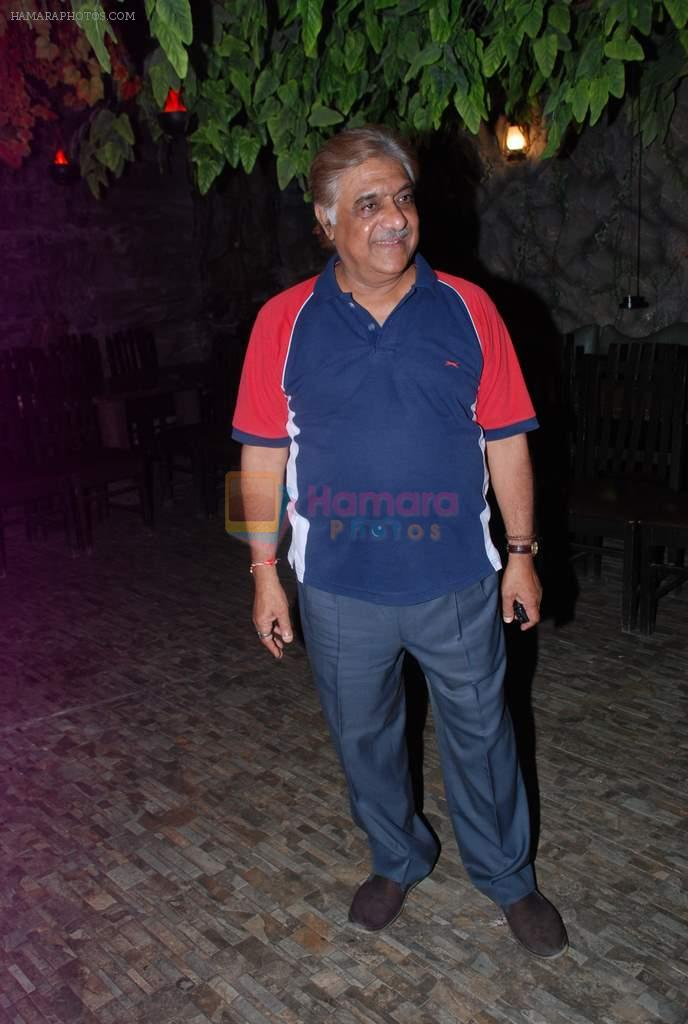 Anjan Srivastav at Na Bole Tum Ne Maine Kuch Kaha Bash in Andheri, Mumbai on 25th May 2012