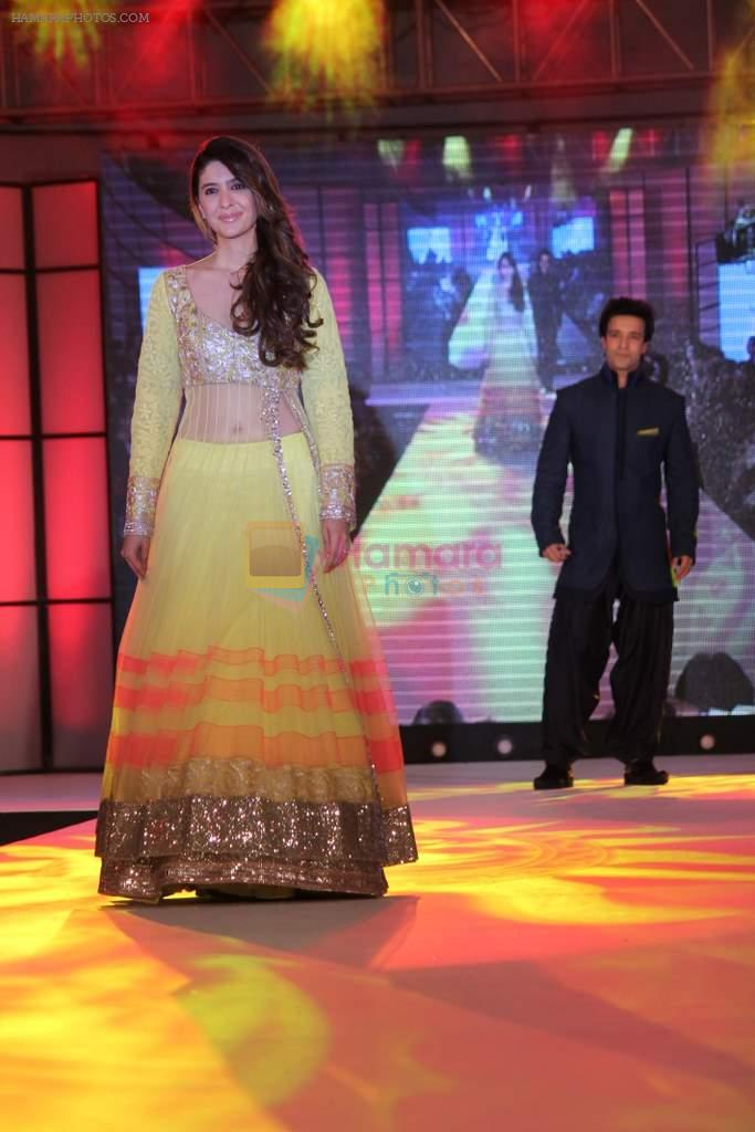 at Pidilite presents Manish Malhotra, Shaina NC show for CPAA in Mumbai on 1st July 2012