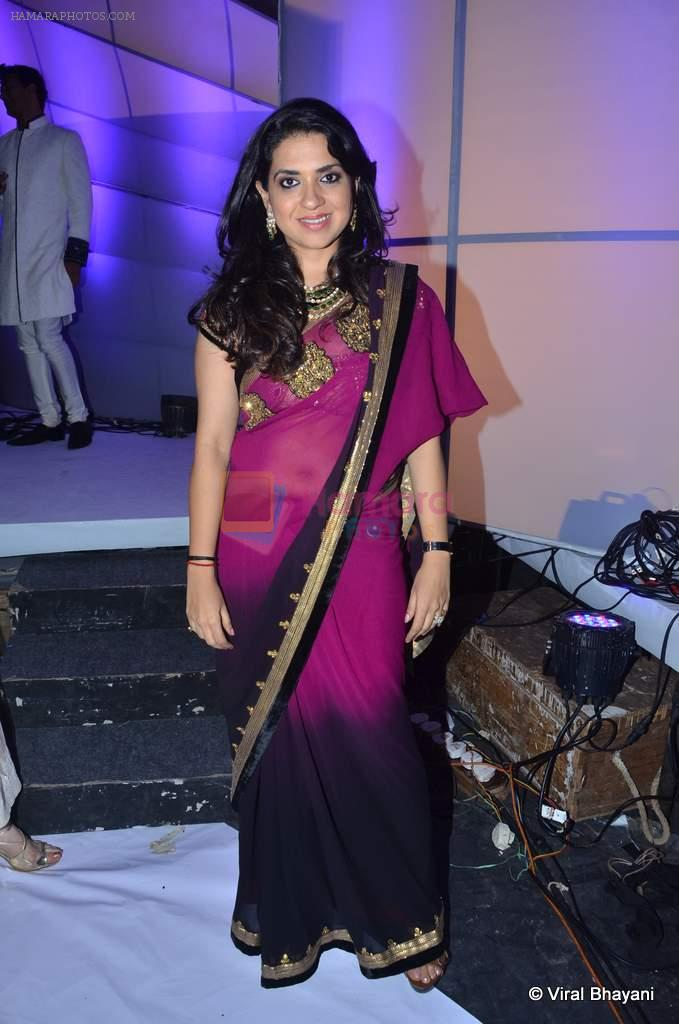 Shaina NC at Pidilite presents Manish Malhotra, Shaina NC show for CPAA in Mumbai on 1st July 2012