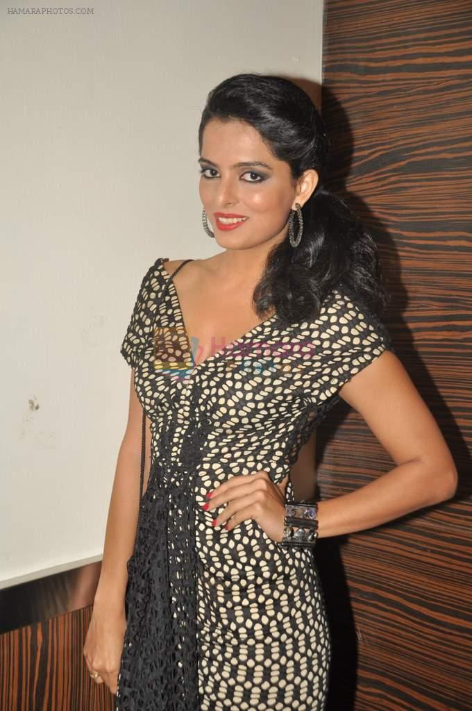 Ruhi Chaturvedi at Aalaap film music launch in Mumbai on 2nd July 2012