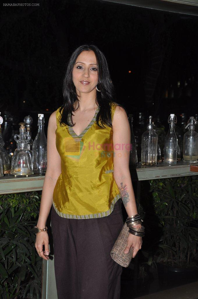 Ishita Arun at the Launch of Mia Cucina restaurant in powai, Mumbai on 2nd July 2012