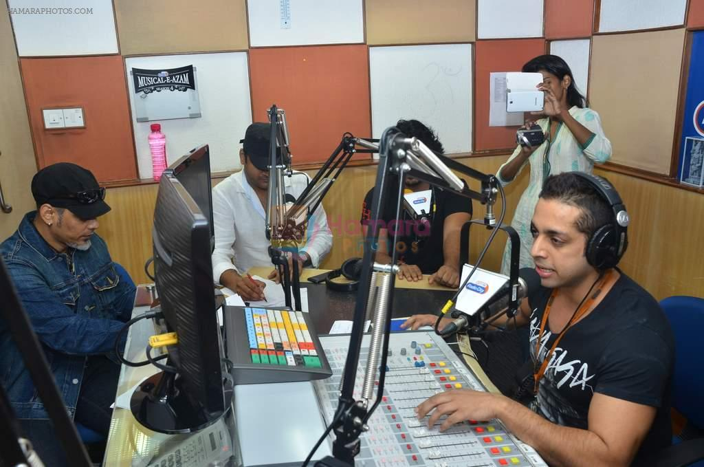 Suraj Jagan at Radio City anniversary in Bandra, Mumbai on 4th July 2012