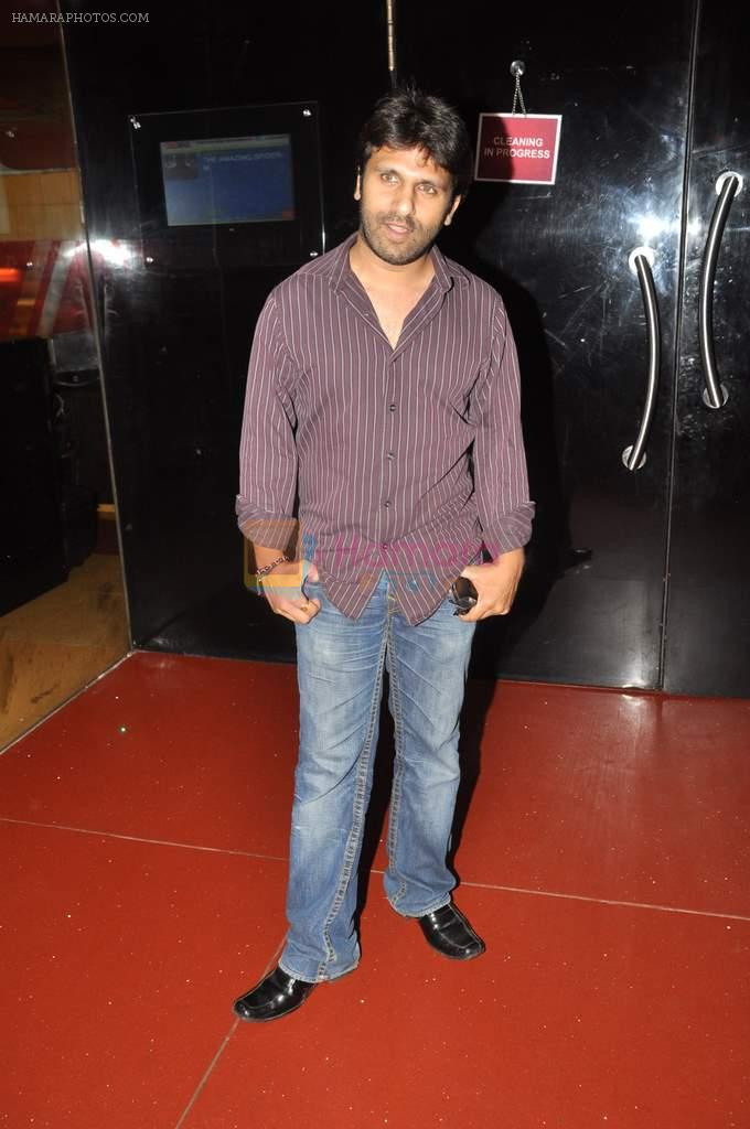 Shawn Arranha at Life is Good first look in Cinemax, Mumbai on 5th July 2012