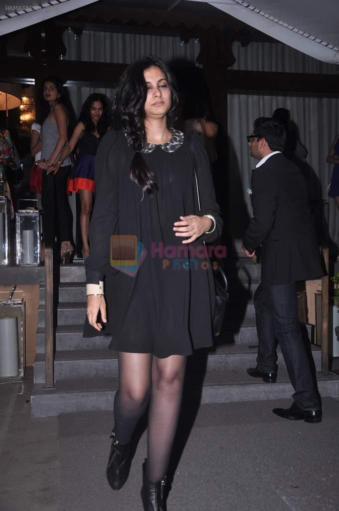 Rhea Kapoor at Ellipsis launch hosted by Arjun Khanna in Mumbai on 6th July 2012