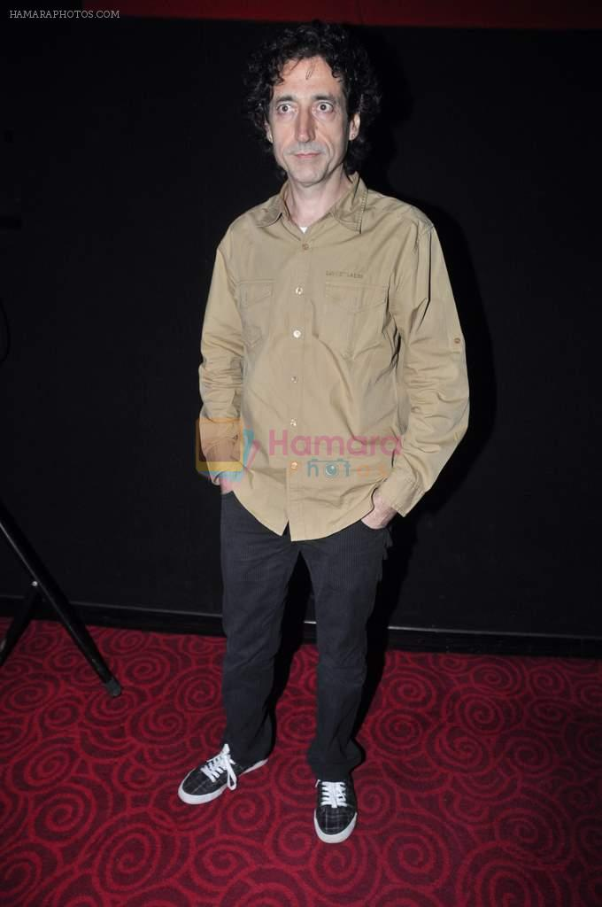 Rajan Khosa at Film Gattu promotions in PVR, Mumbai on 6th July 2012