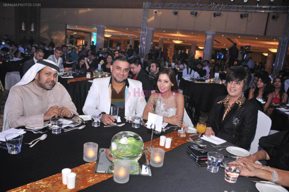 Rajiv Khinchi Rocks In Miss India UAE as a judge