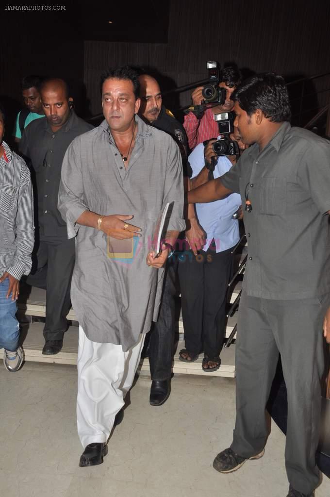 Sanjay Dutt at Blockbuster magazine launch in Novotel, Mumbai on 8th July 2012