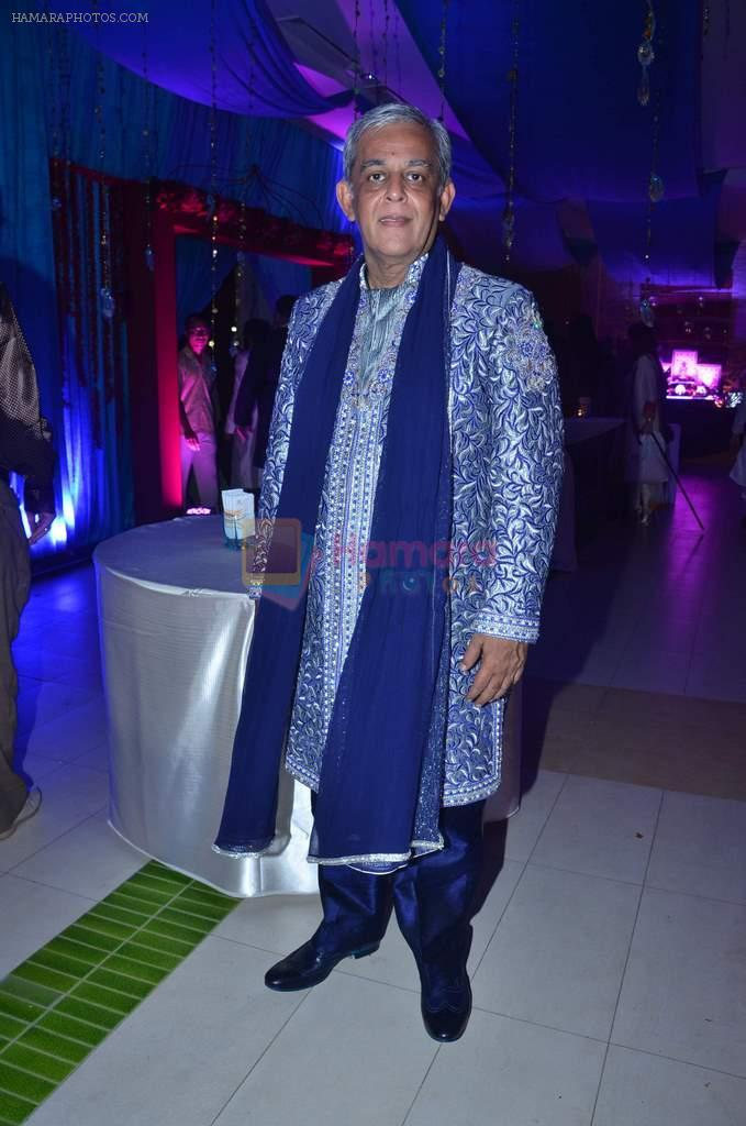 narender panjwani at varun and michelles wedding in