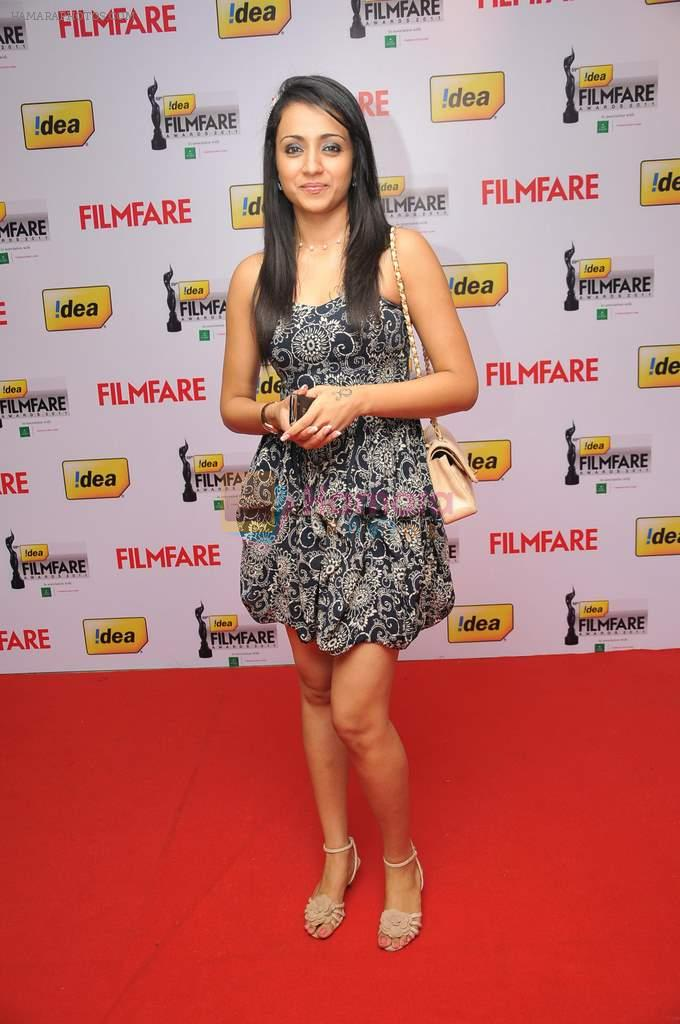 Reema Sen at the Red Carpet of _59th !dea Filmfare Awards 2011_