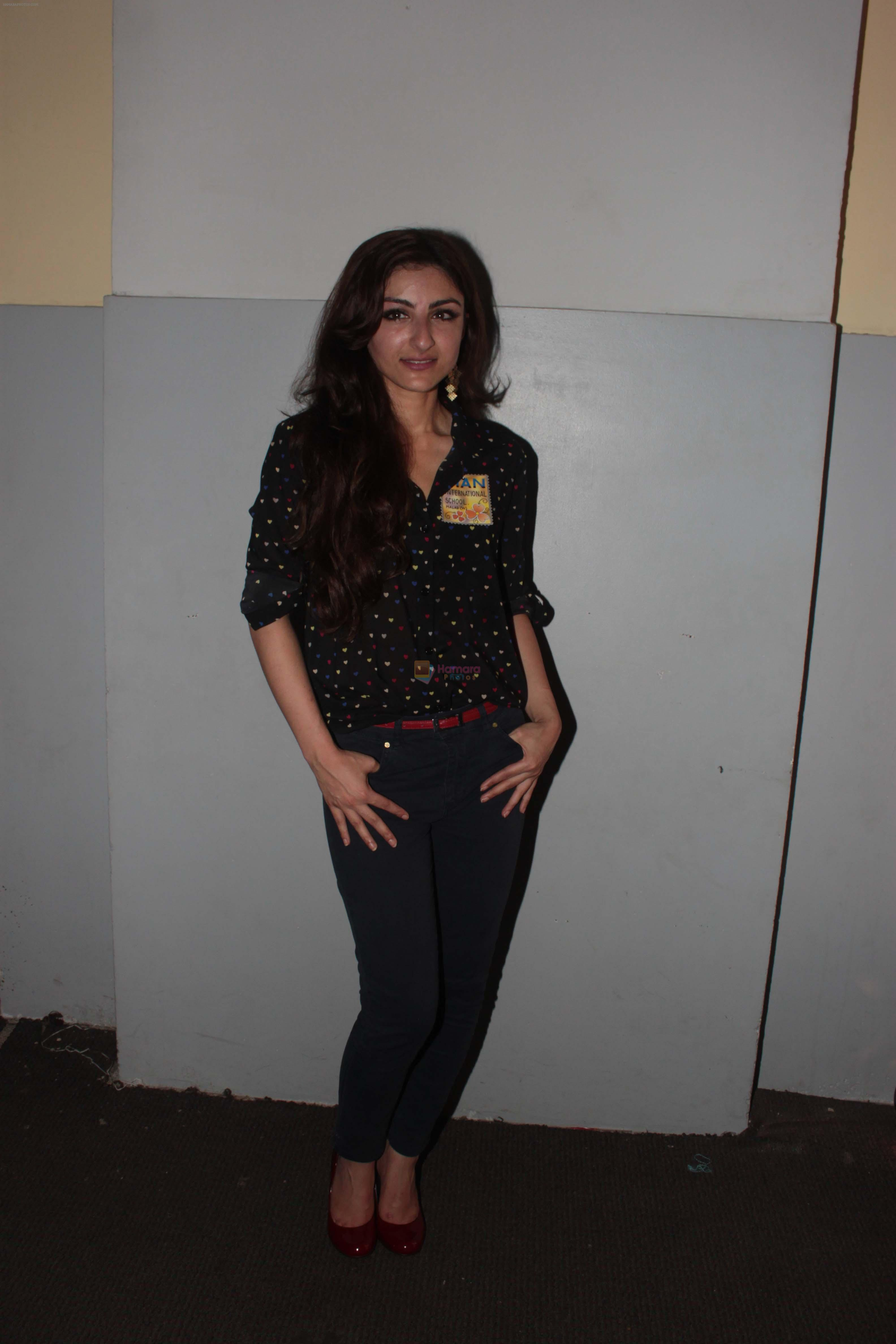 soha ali khan snapped in Mumbai on 6th July 2012
