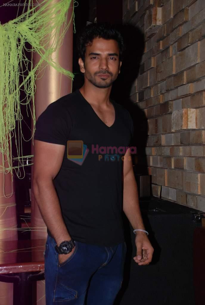 at MTV Rush press meet in Red Ant Cafe, Mumbai on 10th July 2012