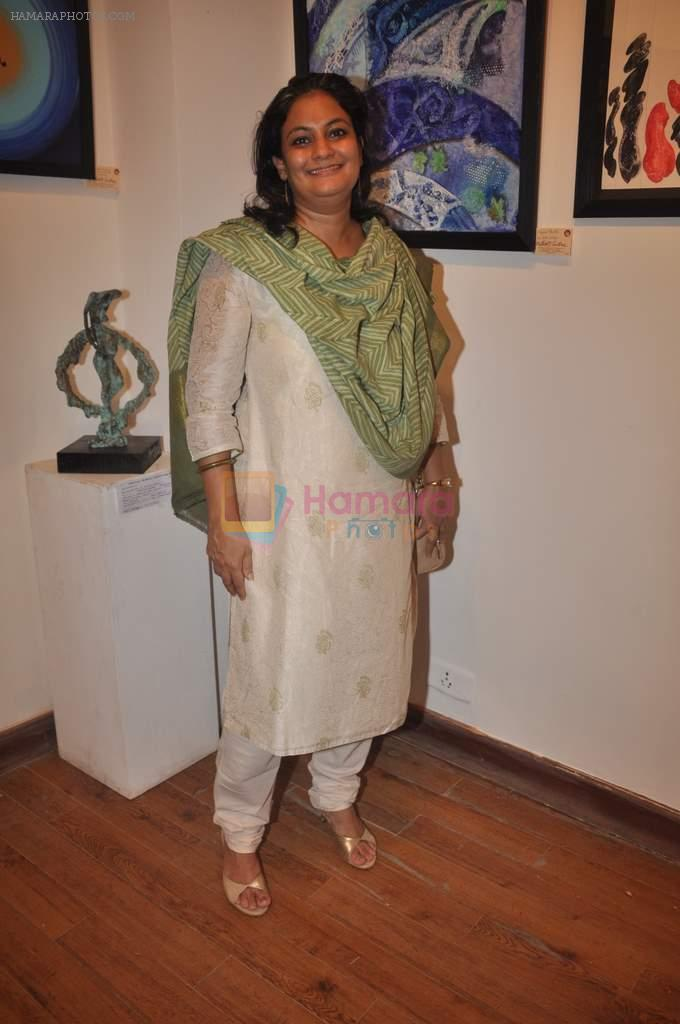 at 13th Annual Artists Centre Exhibition in Kalaghoda, Mumbai on 10th July 2012