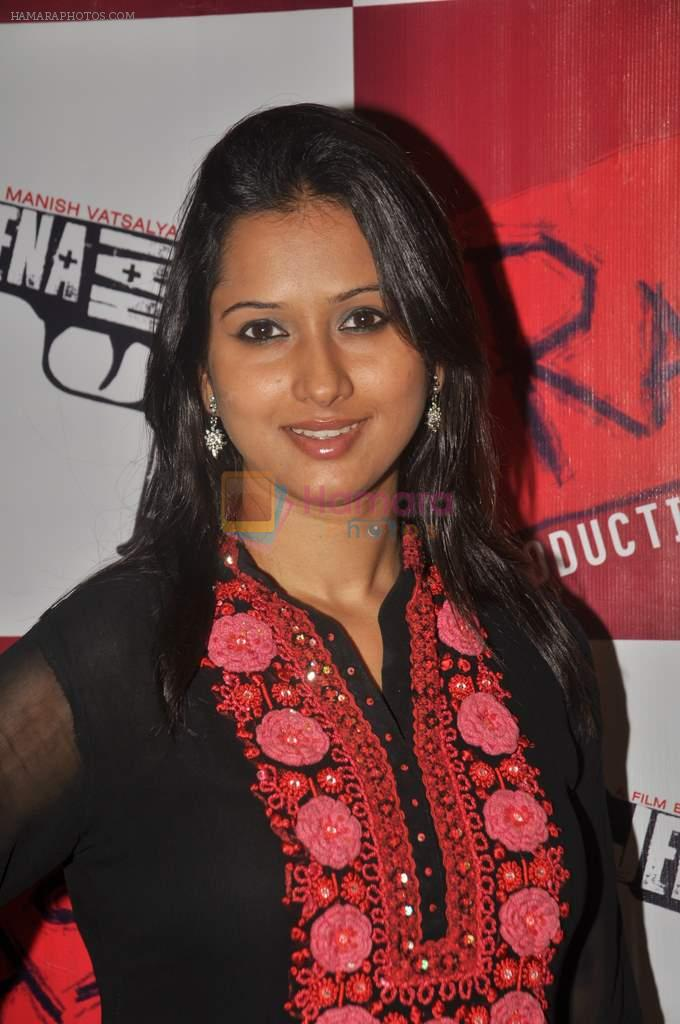 Pooja Welling at Promotion of Jeena Hai Toh Thok Daal in Mumbai on 11th July 2012