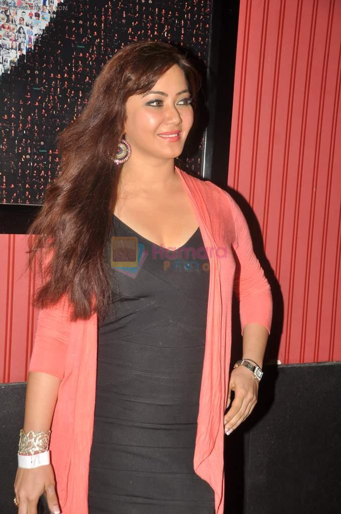 Nausheen Sardar Ali at Ash Chandler's play premiere in Comedy Store, Mumbai on 11th July 2012