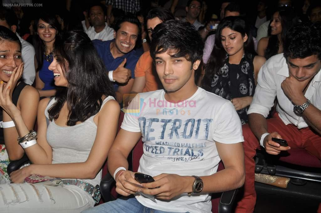 at Ash Chandler's play premiere in Comedy Store, Mumbai on 11th July 2012