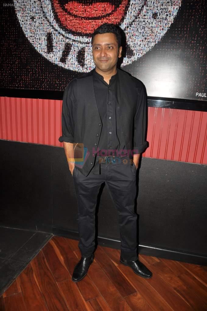 Ash Chandler at Ash Chandler's play premiere in Comedy Store, Mumbai on 11th July 2012