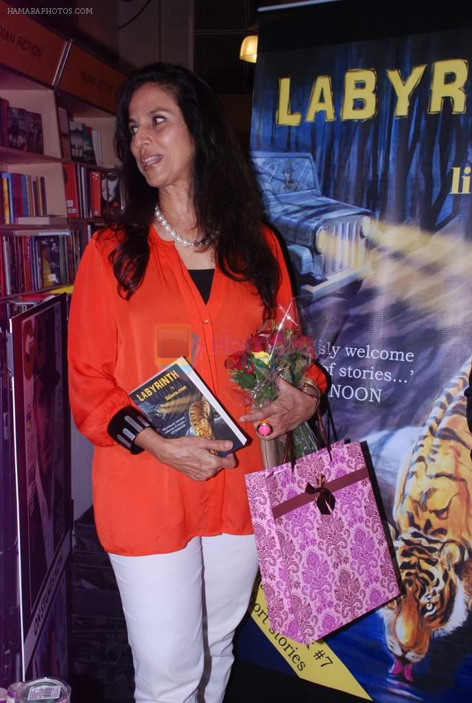 Shobha De at Labyrinth book launch in Crossword, Mumbai on 12th July 2012