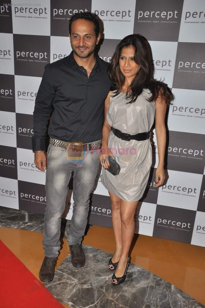 Nikhil Chinapa at Percept Excellence Awards in Mumbai on 21st July 2012