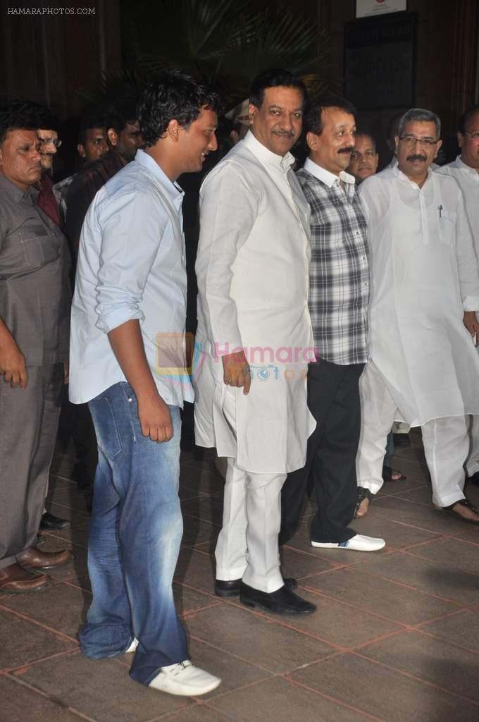 Baba Siddique at Baba Siddique's Iftar party in Taj Land's End,Mumbai on 29th July 2012