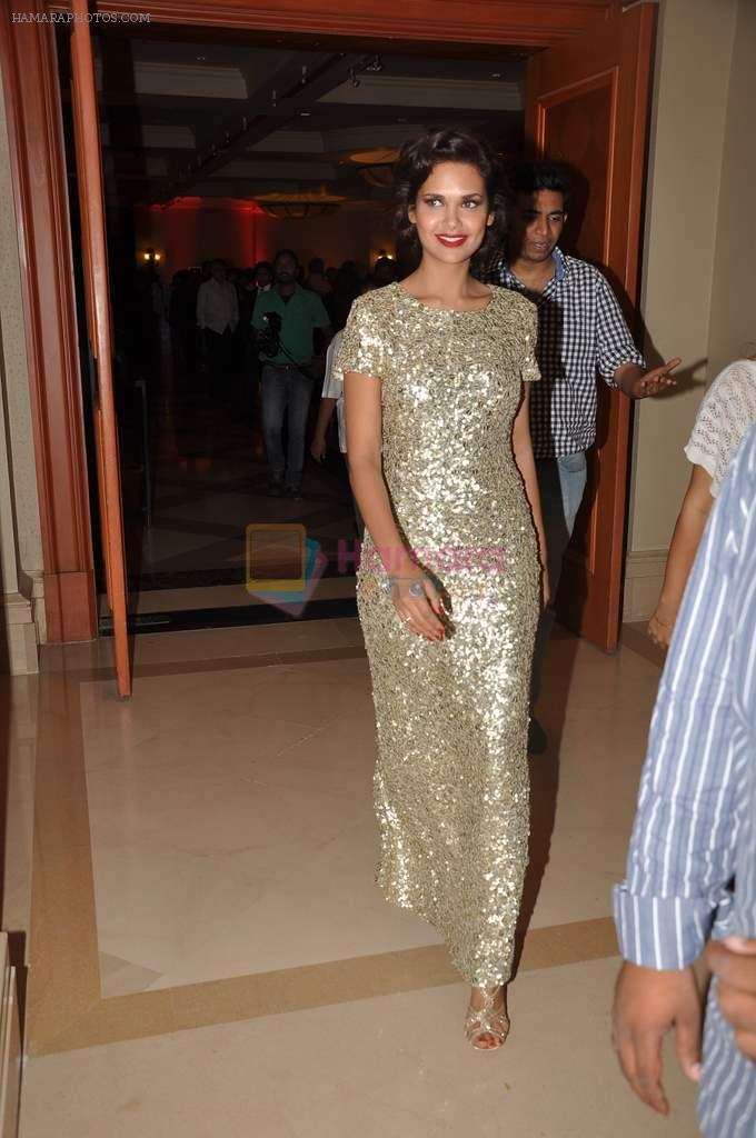 Esha Gupta at RAAZ 3 success bash in J W Marriott, Mumbai on 15th Sept 2012