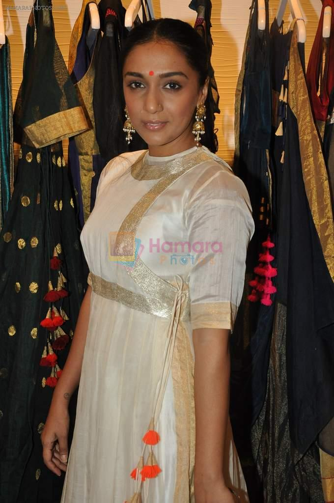 Shweta Salve at the Dressing Room in Juhu, Mumbai on 26th Sept 2012