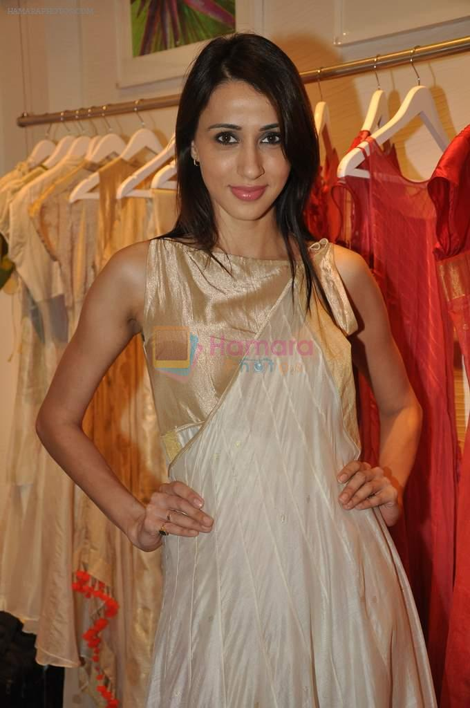 Alecia Raut at the Dressing Room in Juhu, Mumbai on 26th Sept 2012