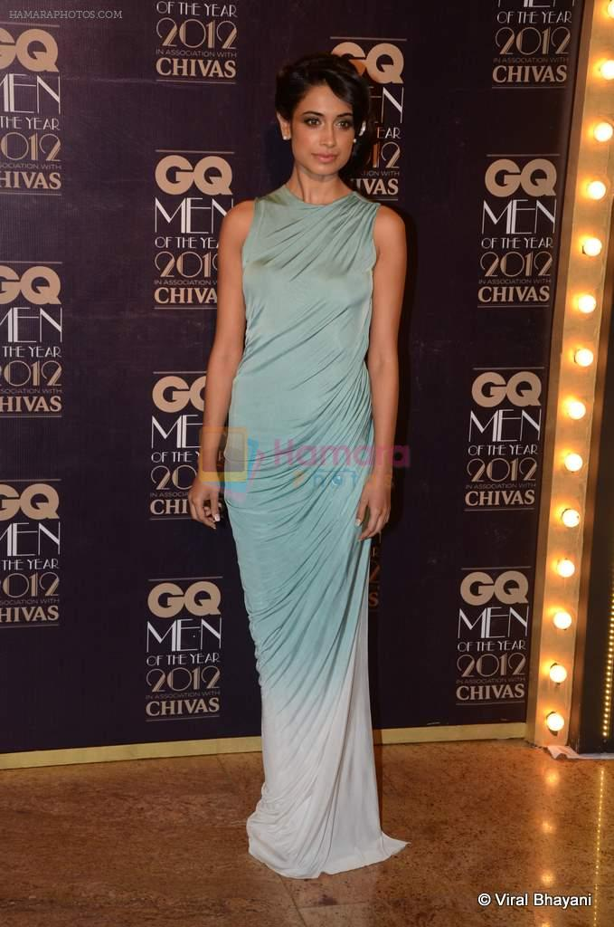 Sarah Jane Dias at GQ Men of the Year 2012 in Mumbai on 30th Sept 2012
