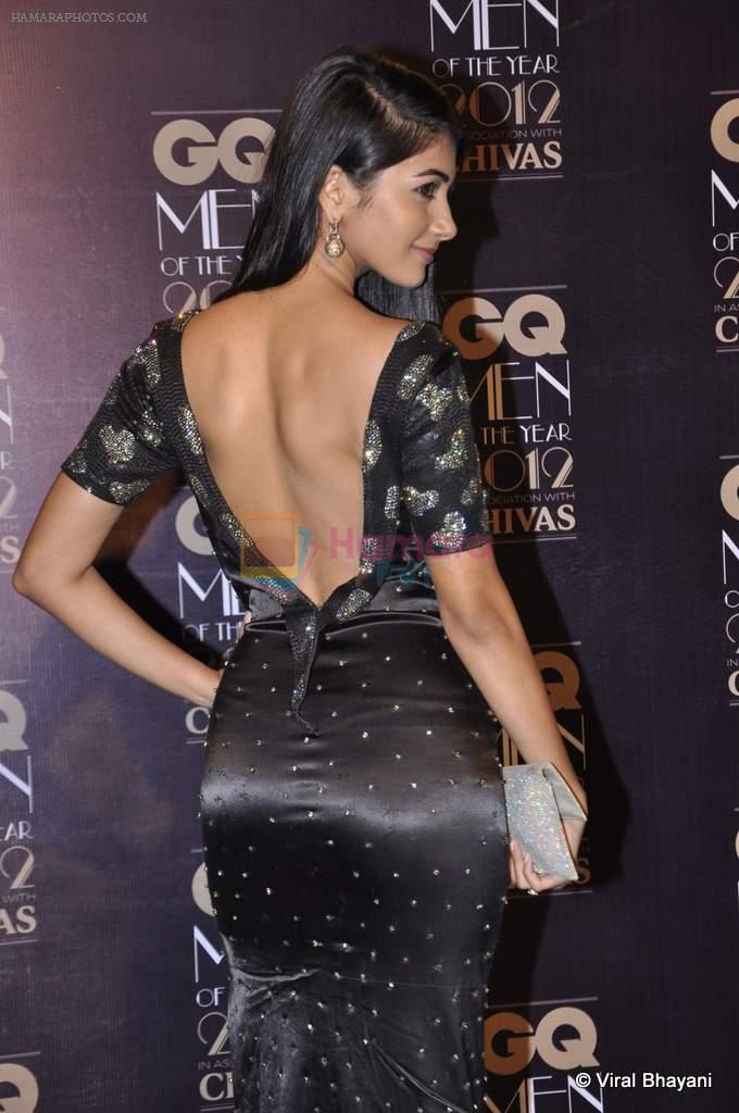 at GQ Men of the Year 2012 in Mumbai on 30th Sept 2012,1