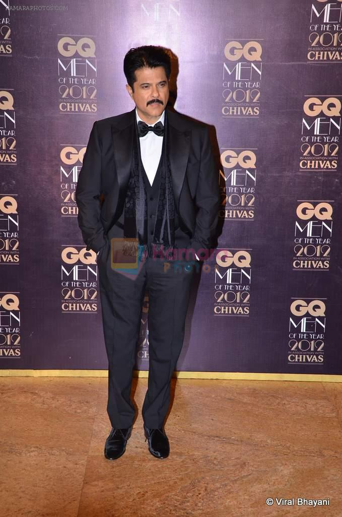 Anil Kapoor at GQ Men of the Year 2012 in Mumbai on 30th Sept 2012