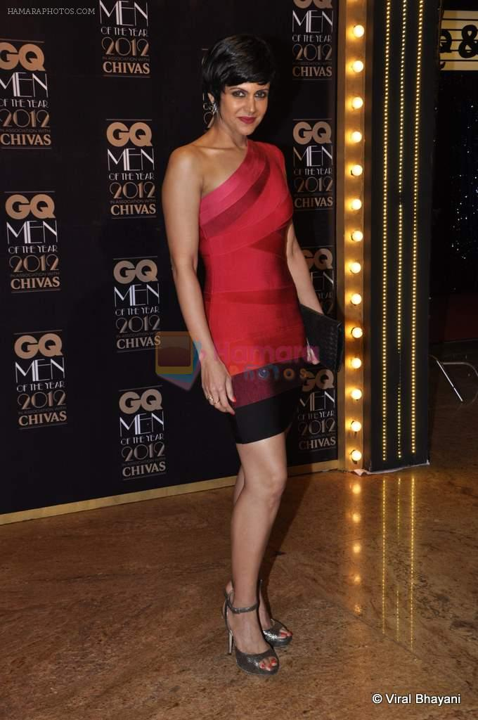 Mandira Bedi at GQ Men of the Year 2012 in Mumbai on 30th Sept 2012,1