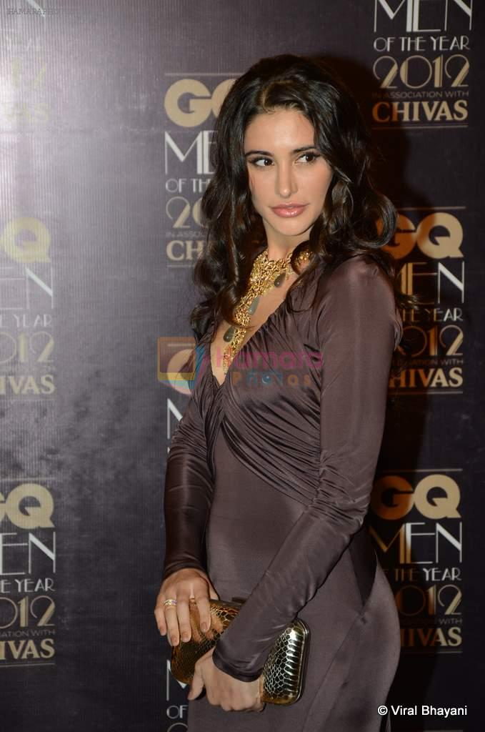 Nargis Fakhri at GQ Men of the Year 2012 in Mumbai on 30th Sept 2012