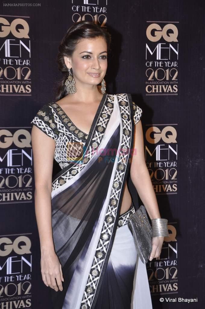 Dia Mirza at GQ Men of the Year 2012 in Mumbai on 30th Sept 2012,1