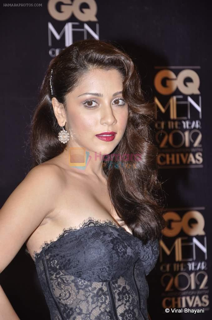 Amrita Puri at GQ Men of the Year 2012 in Mumbai on 30th Sept 2012,1