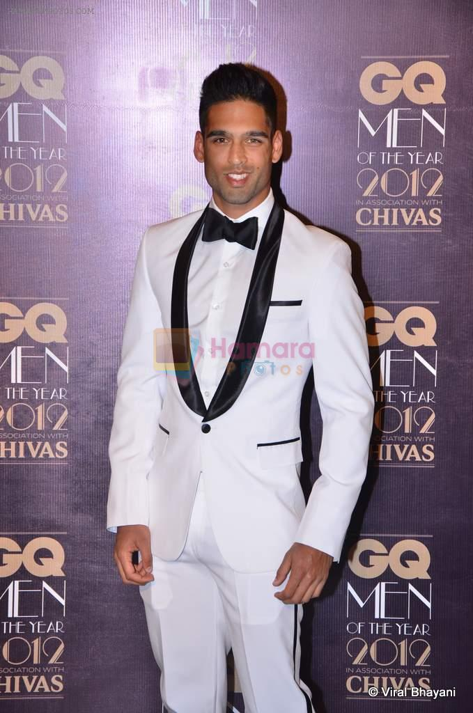 Siddharth Mallya at GQ Men of the Year 2012 in Mumbai on 30th Sept 2012