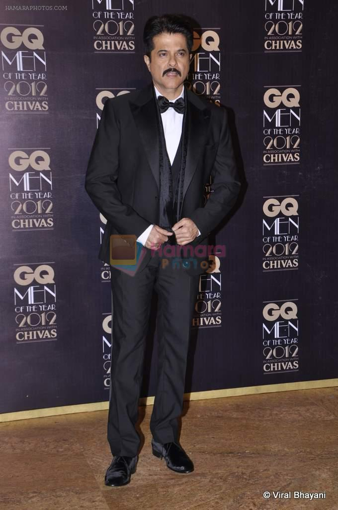 Anil Kapoor at GQ Men of the Year 2012 in Mumbai on 30th Sept 2012,1